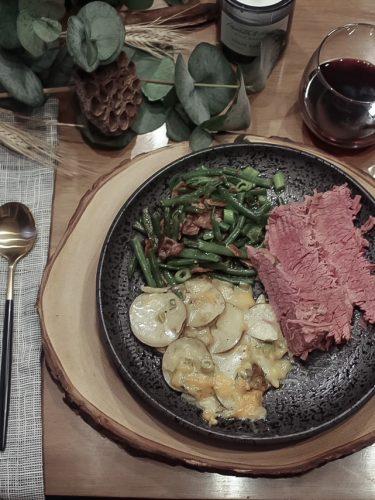 A Non-Traditional Thanksgiving