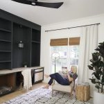 One Room Challenge Week 5- Crown molding, furniture, and a DIY disaster!